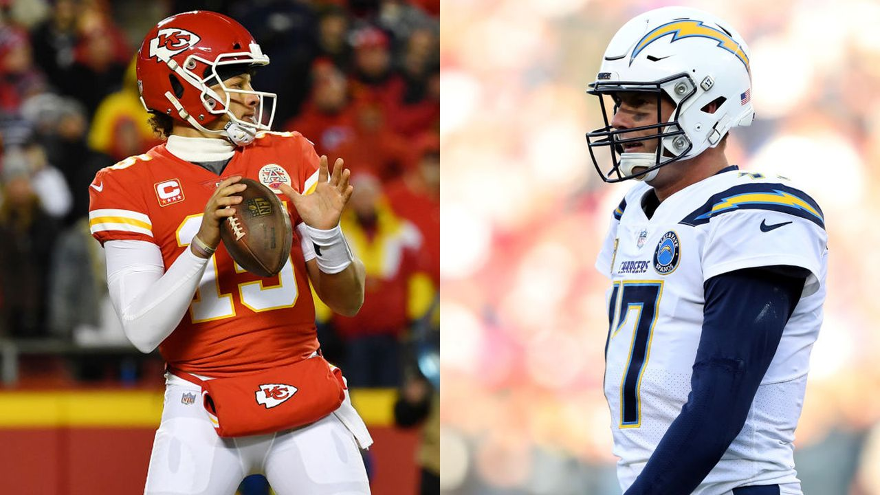 Kansas City Chiefs at Los Angeles Chargers - Bildquelle: getty images