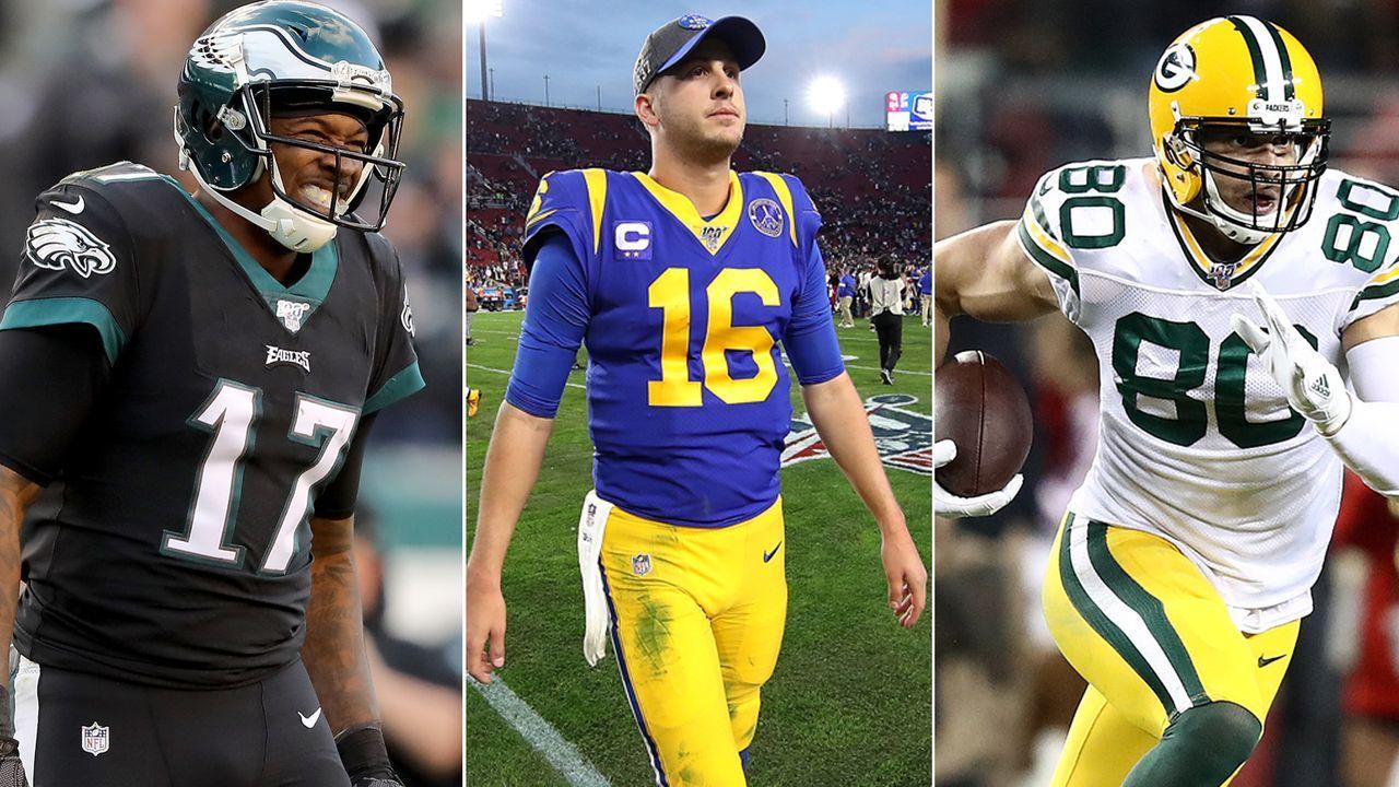 Die überbezahltesten Spieler der NFL - Bildquelle: getty