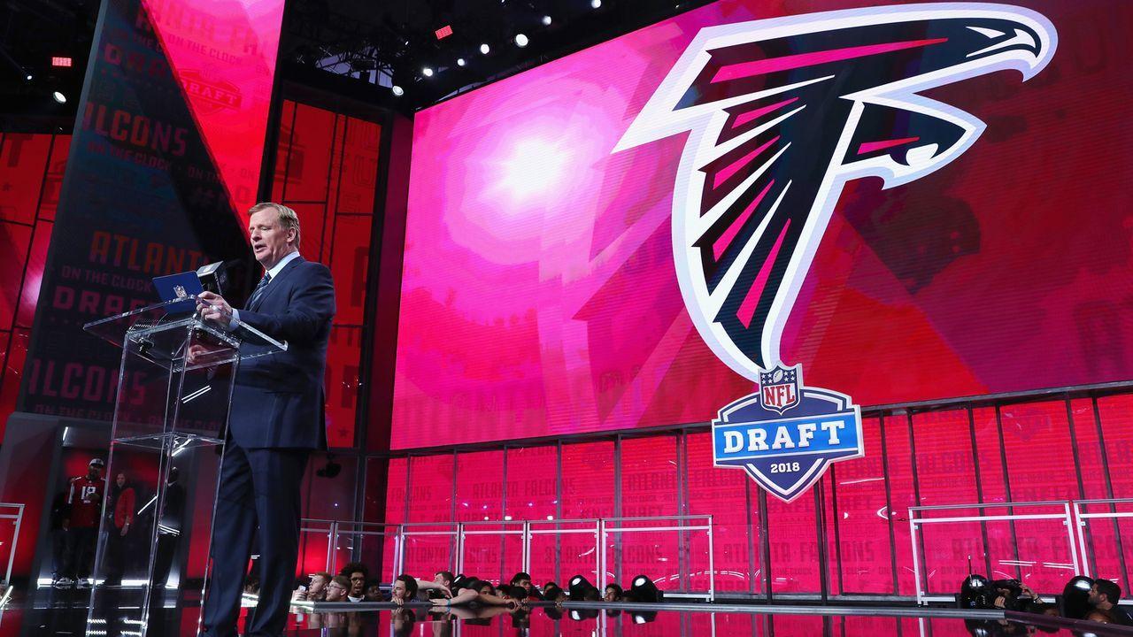 Atlanta Falcons - Bildquelle: 2018 Getty Images