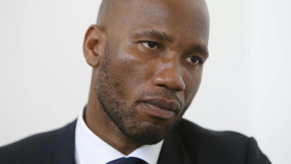 Didier Drogba fordert Engagement gegen Rassismus - Bildquelle: AFPSIDMATTHIEU CLAVEL
