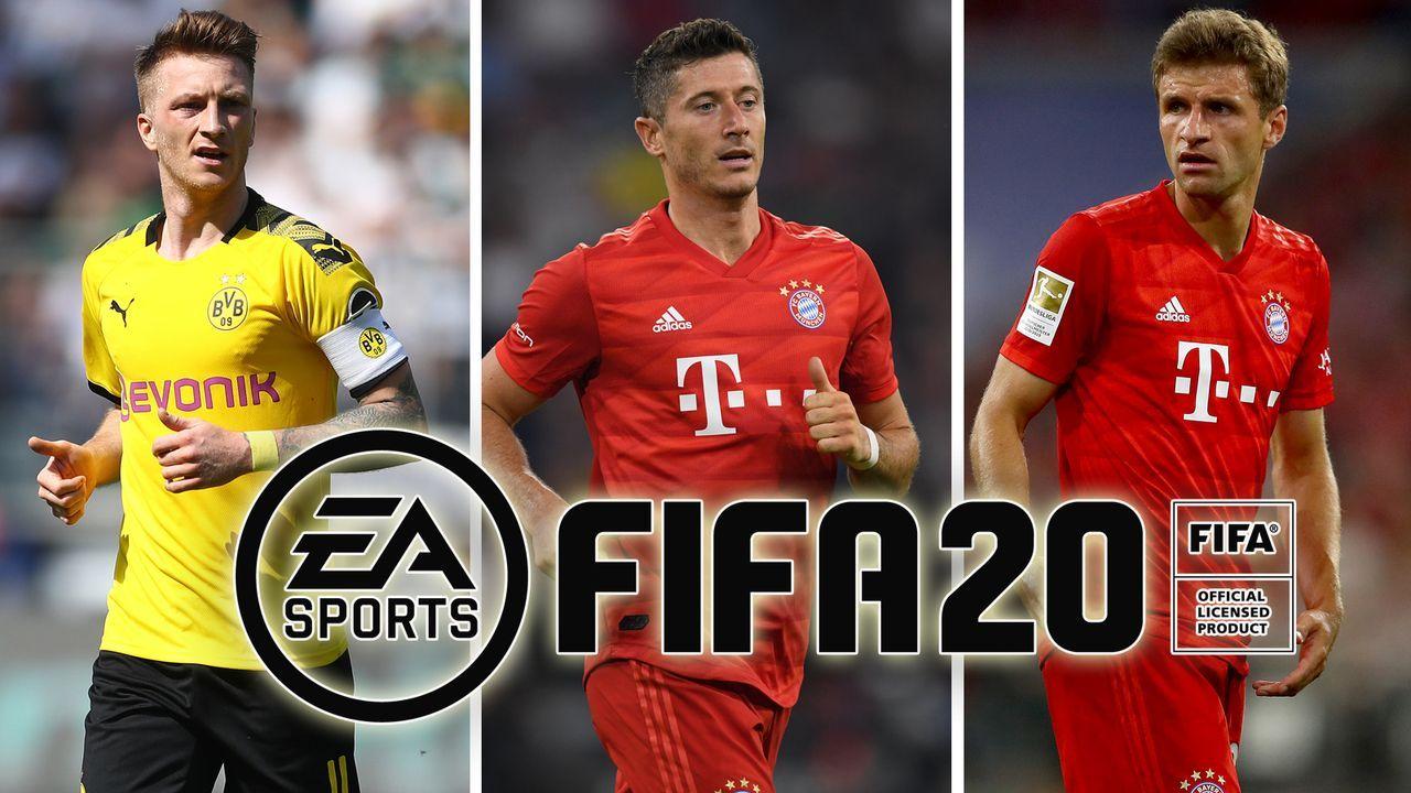 FIFA 20: Diese Bundesliga-Stars haben die besten Werte - Bildquelle: Getty