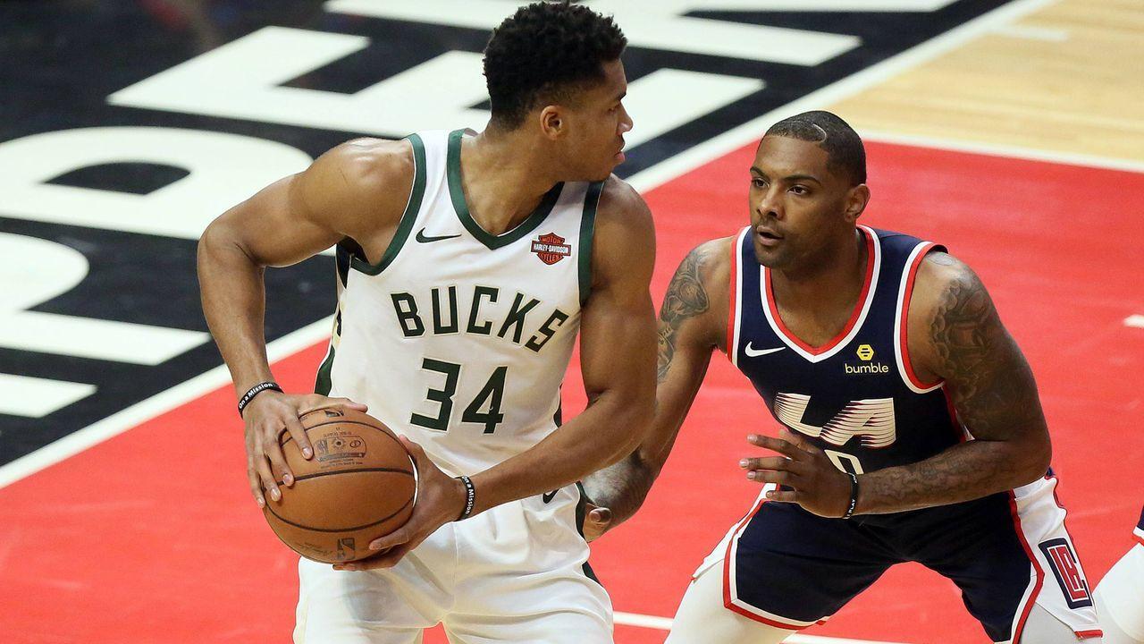 Platz 1: Milwaukee Bucks - Bildquelle: imago