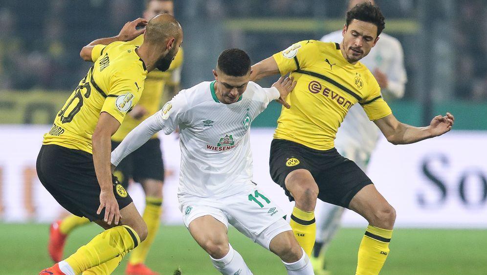 Dortmund Gegen Bremen Tickets
