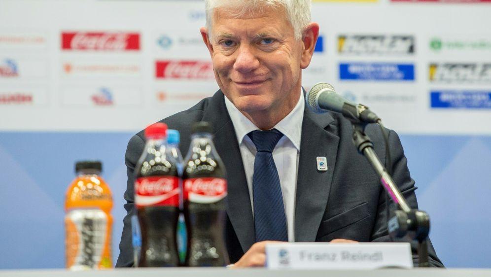 Reindl lässt seine Kandidatur als IIHF-Präsident offen - Bildquelle: PIXATHLONPIXATHLONSID