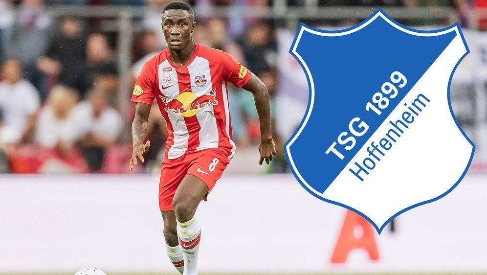 Malis Samassekou (r.) vor Wechsel nach Hoffenheim - Bildquelle: imago