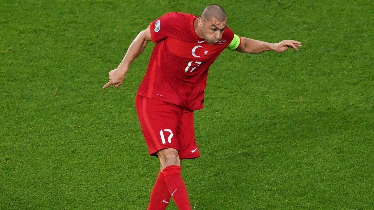 Burak Yilmaz - Bildquelle: Getty