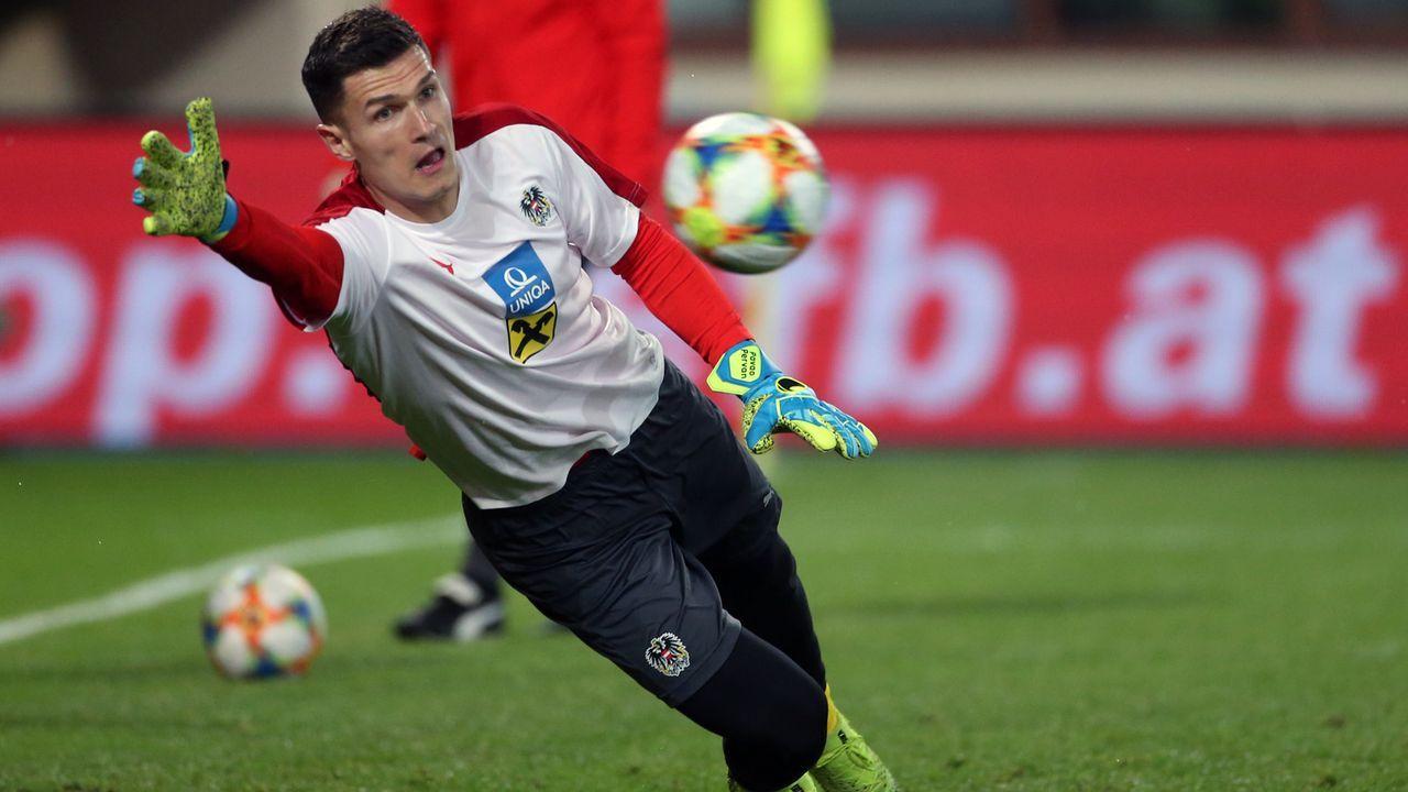 Pavao Pervan (VfL Wolfsburg) - Bildquelle: imago images/GEPA pictures