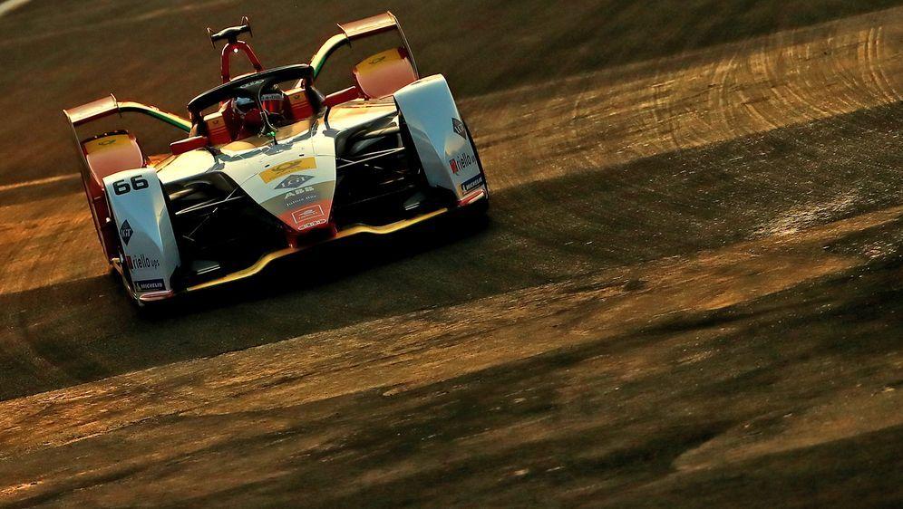 Andre Lotterer war am ersten Tag des Formel-E-Tests der Schnellste. - Bildquelle: Motorsport Images