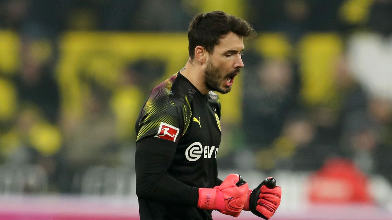 Roman Bürki - Bildquelle: Getty