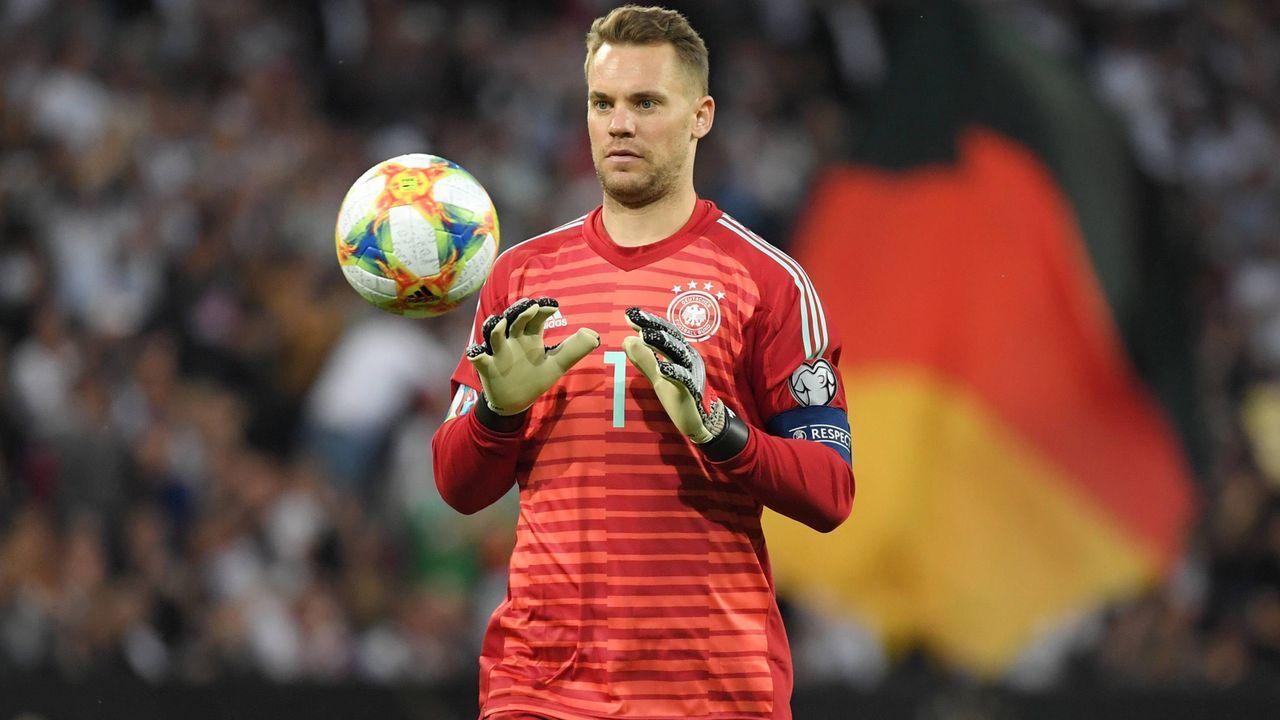 Gewinner: Manuel Neuer - Bildquelle: imago images / Team 2