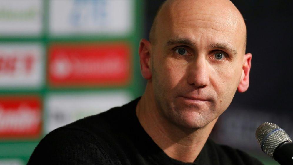 Holstein Kiel trennt sich von Trainer Andre Schubert - Bildquelle: PIXATHLONPIXATHLONSID