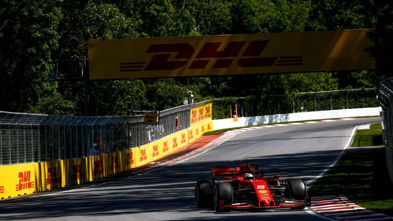Circuit Gilles Villeneuve (Kanada) - Bildquelle: imago