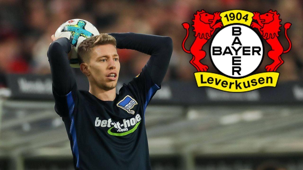 Mitchell Weiser (Zugang Bayer Leverkusen) - Bildquelle: imago/DeFodi