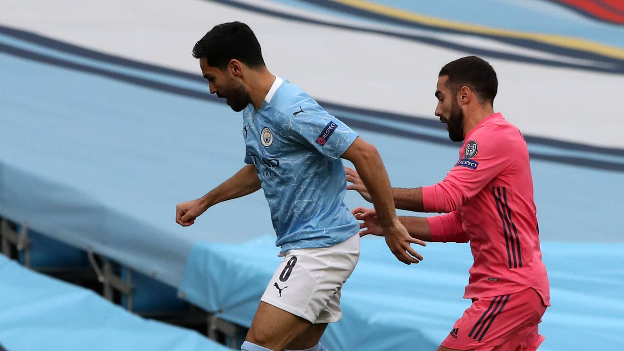 Ilkay Gündogan (Manchester City)