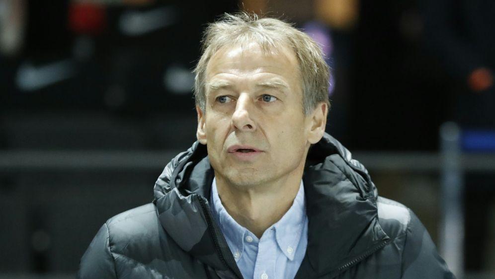 Klinsmann trifft am Sonntag auf seinen Ex-Klub Bayern - Bildquelle: AFPSIDODD ANDERSEN
