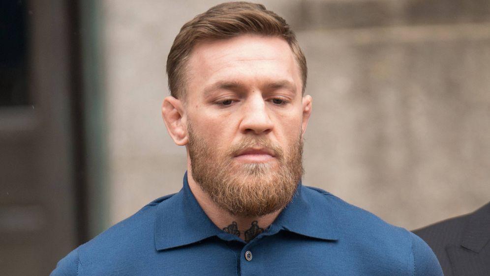 Hat wieder Ärger: Conor McGregor. - Bildquelle: imago/ZUMA Press