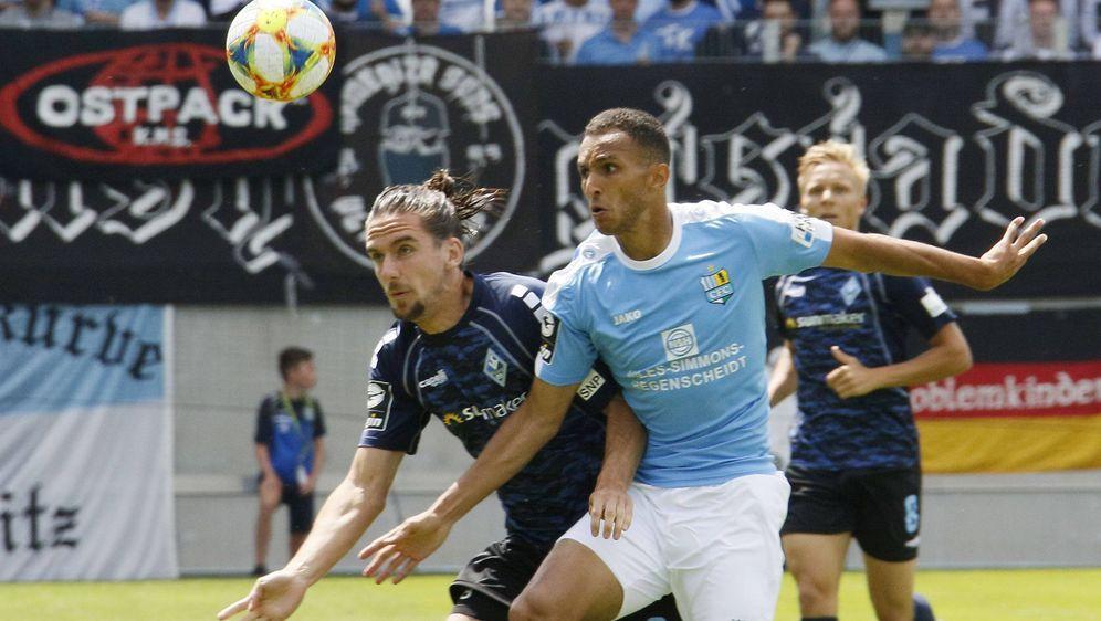 Waldhof Mannheim startet mit einem 1:1 in die Saison - Bildquelle: imago sportfotodienst
