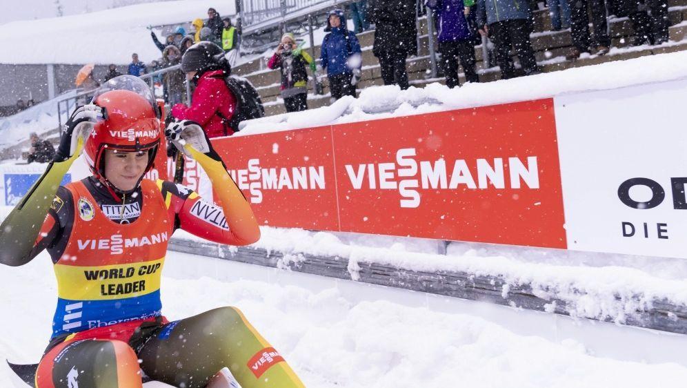 Geisenberger ist zum vierten Mal Rodel-Weltmeisterin - Bildquelle: PIXATHLONPIXATHLONSID