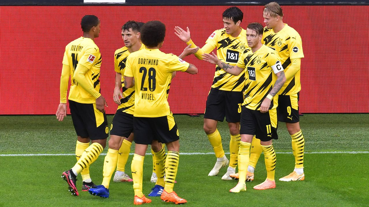 Platz 10: Borussia Dortmund - Bildquelle: Imago