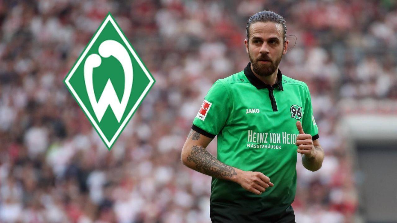 Martin Harnik (Zugang Werder Bremen) - Bildquelle: imago