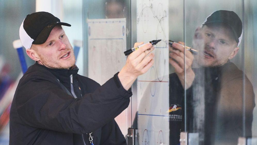 Söderholm freut sich auf seine ersten Spiele als Trainer - Bildquelle: PIXATHLONPIXATHLONSID