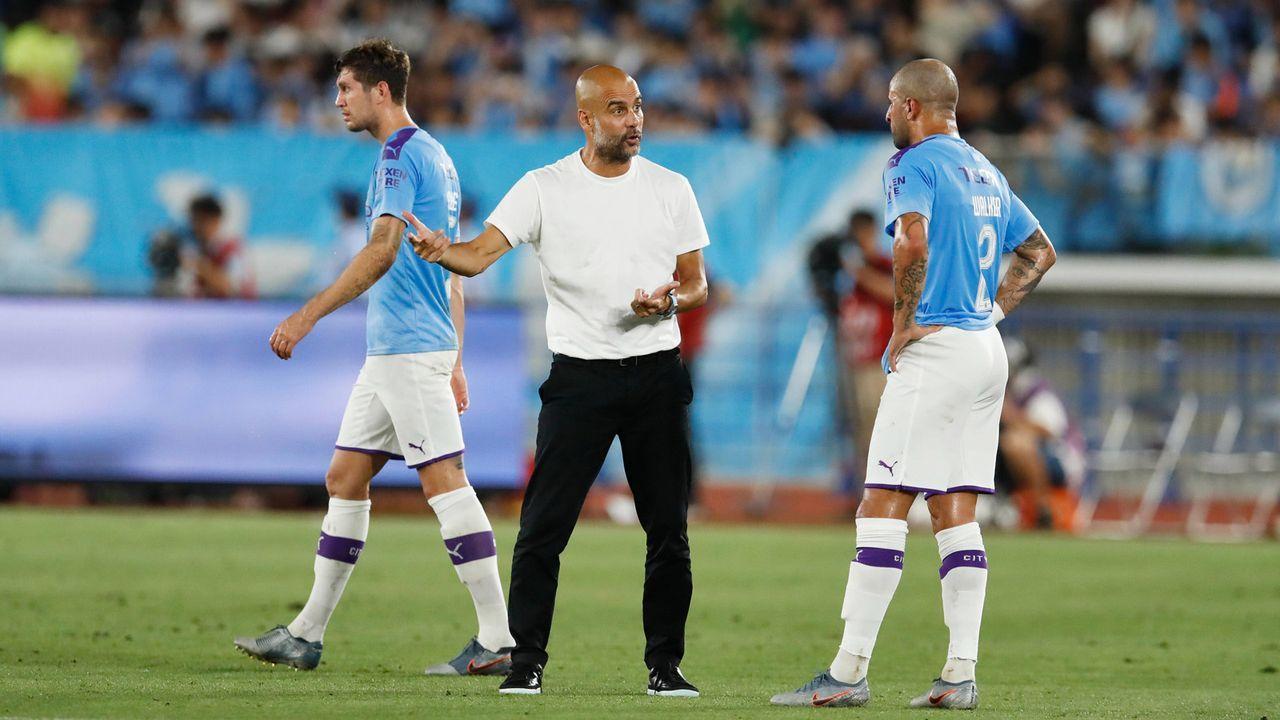 Manchester City  - Bildquelle: imago images / AFLOSPORT