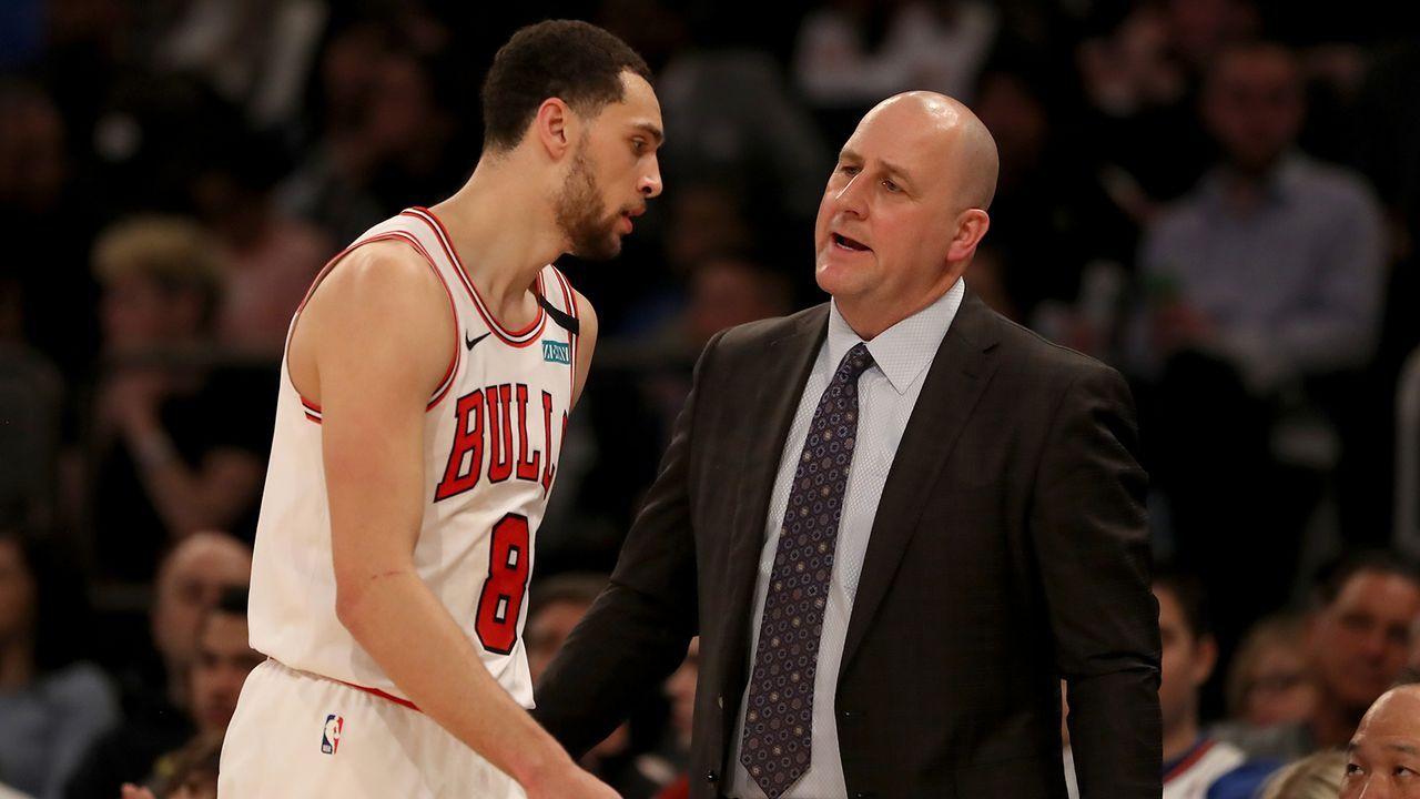 4. Pick: Chicago Bulls - Bildquelle: Getty Images