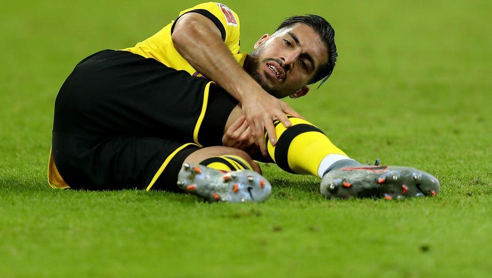 Emre Can bestritt gegen Leverkusen sein erstes Spiel von Beginn an für Borus... - Bildquelle: 2020 Getty Images