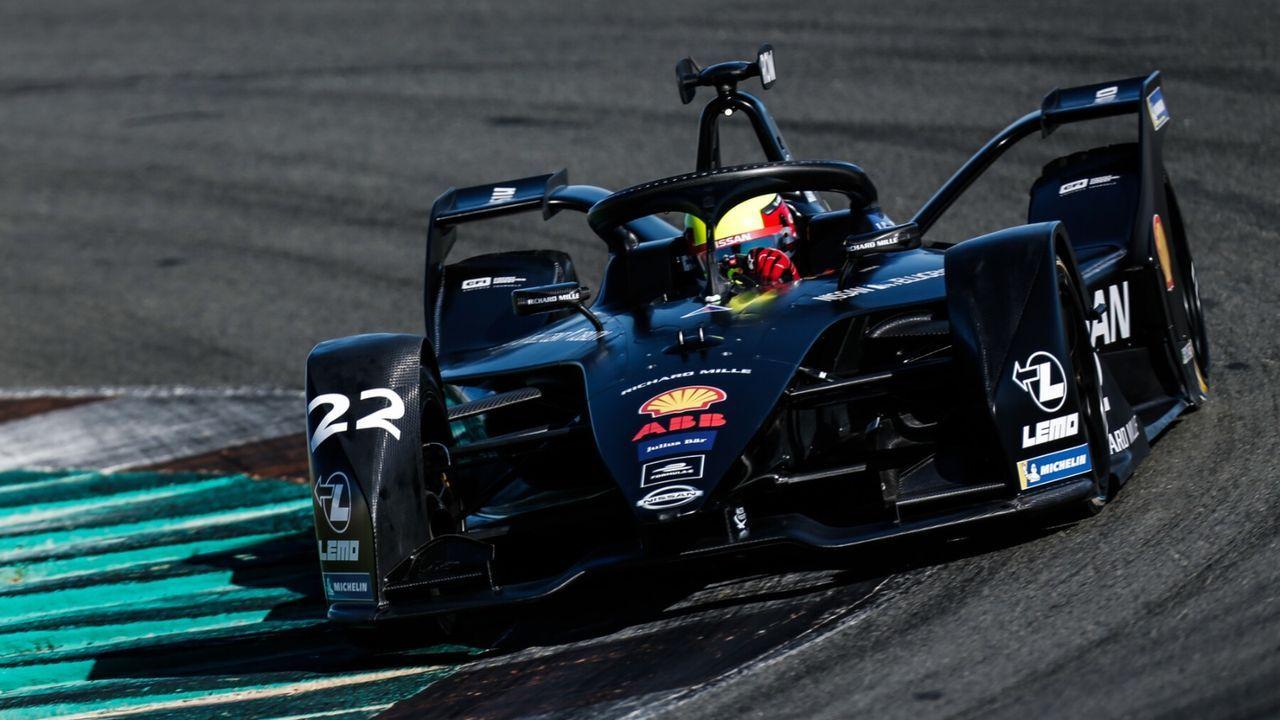 Nissan e.dams - Bildquelle: Motorsport Images
