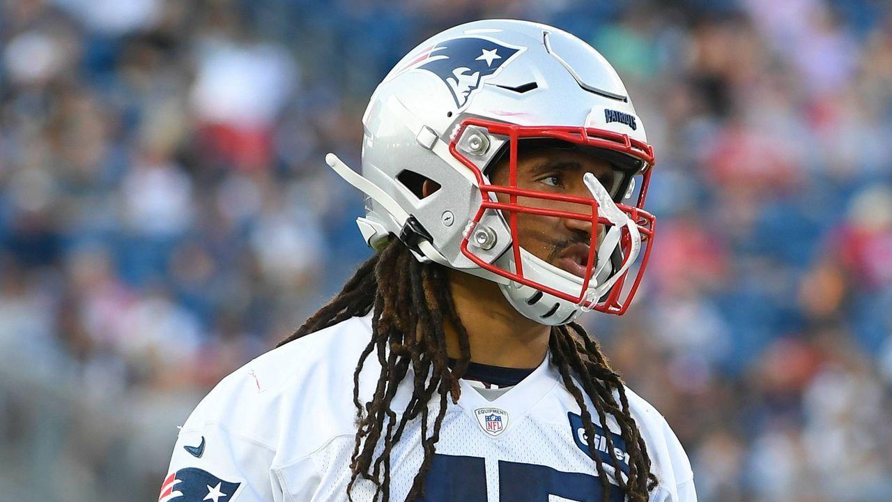 Jakob Johnson (New England Patriots) - Bildquelle: imago images / ZUMA Press
