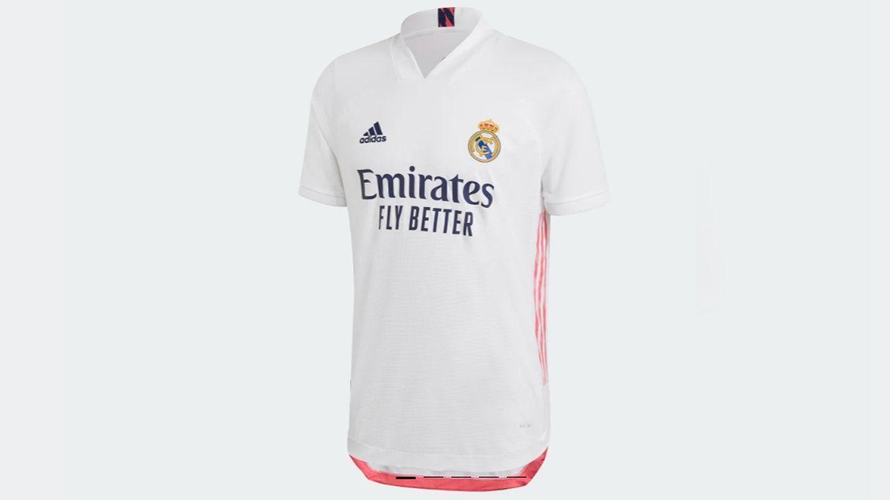 Real Madrid Heimtrikot - Bildquelle: adidas.de