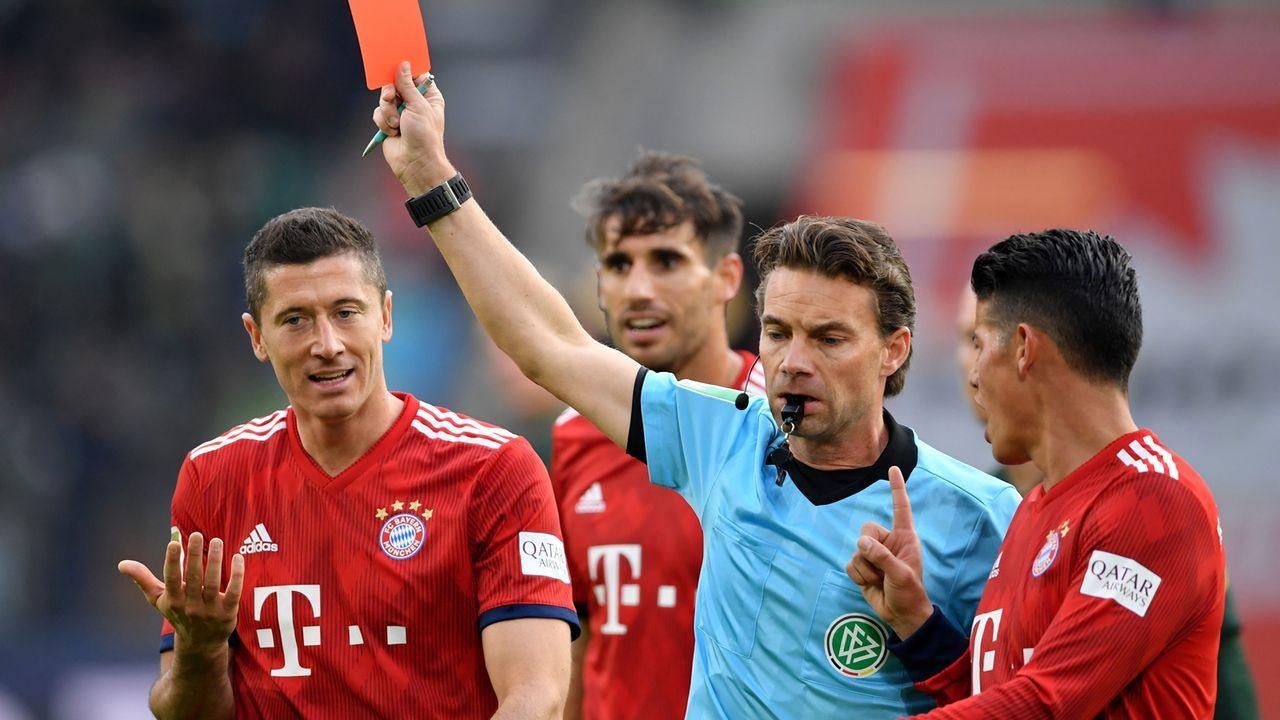 Platz 2 - FC Bayern München (40 Punkte) - Bildquelle: 2018 Getty Images