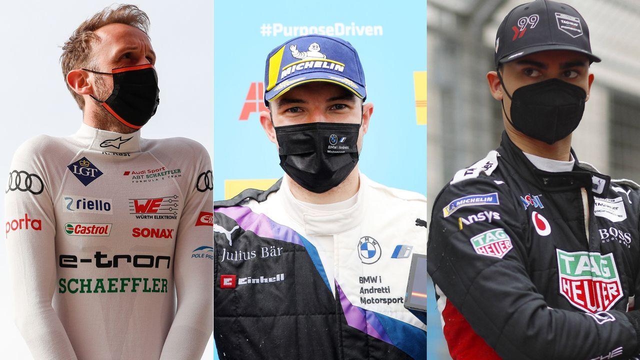 Formel E: Die Gewinner und Verlierer des dritten Rennwochenendes in Valencia - Bildquelle: Imago/Formel E