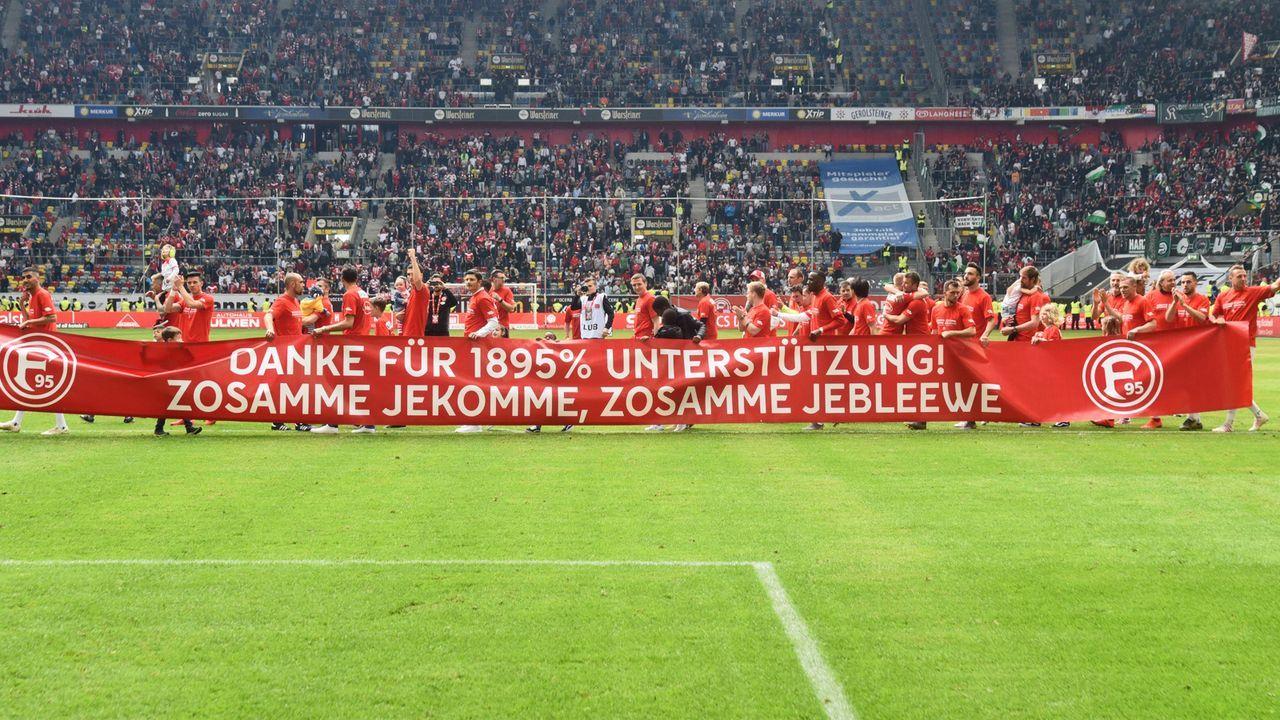 Platz 14: 1. FSV Mainz 05 - Bildquelle: imago images / Horstmüller