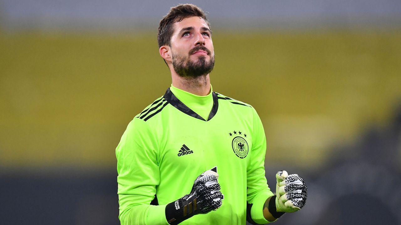 Tor: Kevin Trapp (Eintracht Frankfurt) - Bildquelle: Getty Images