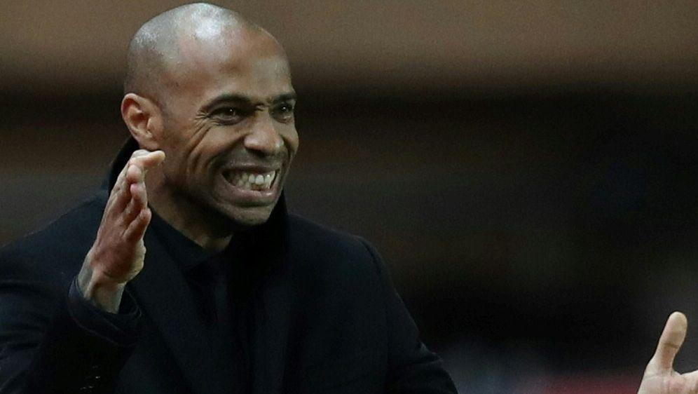 Erhält Vertrag für zwei Jahre plus Option: Thierry Henry - Bildquelle: AFPSIDVALERY HACHE