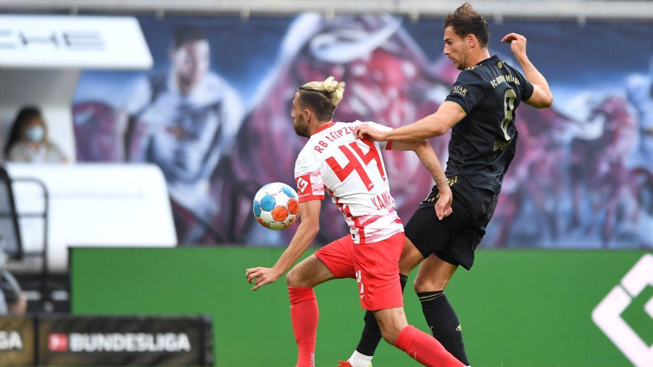 Leon Goretzka (FC Bayern München) - Bildquelle: Imago