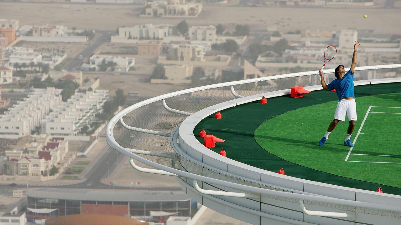 Burj Al Arab (Vereinigte Arabische Emirate) - Bildquelle: Getty Images