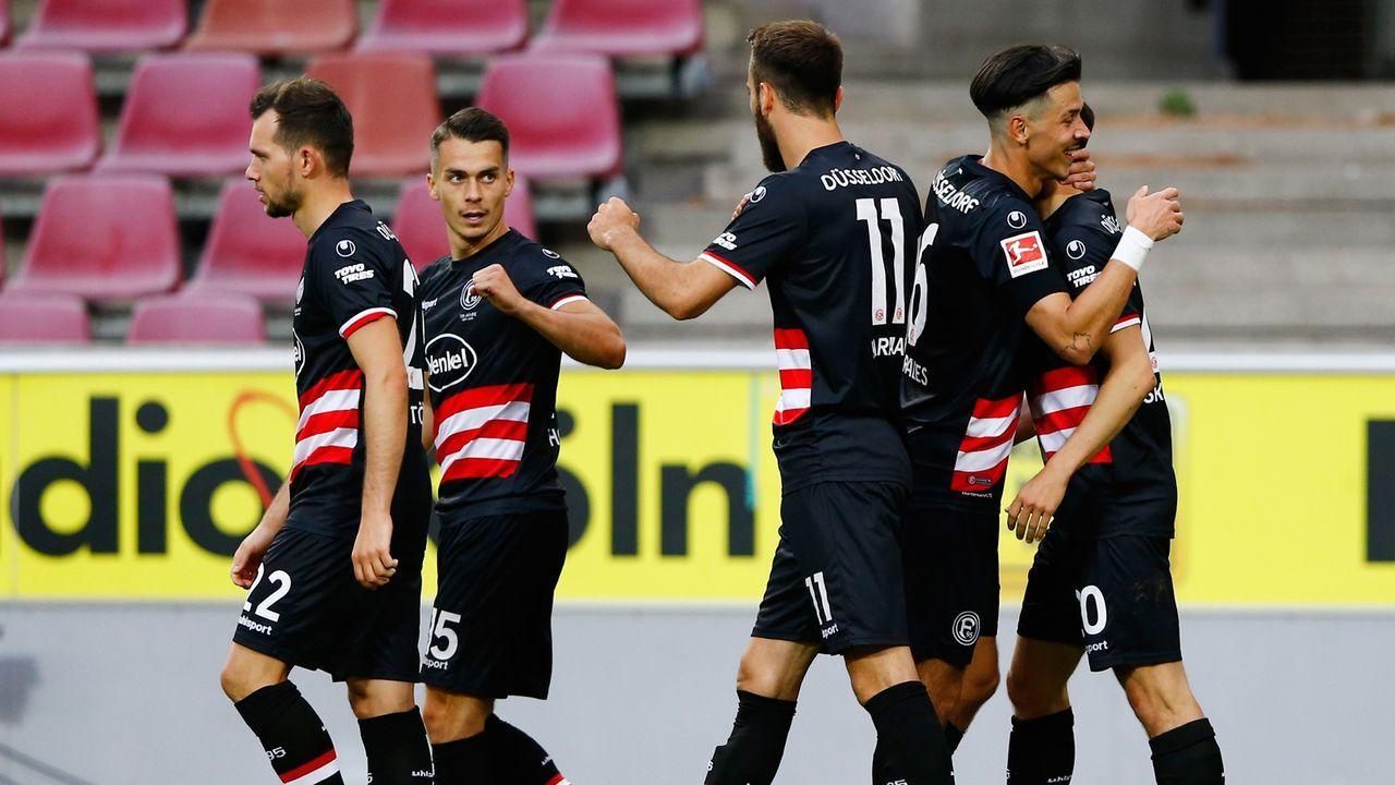 16. Fortuna Düsseldorf - Bildquelle: 2020 Getty Images