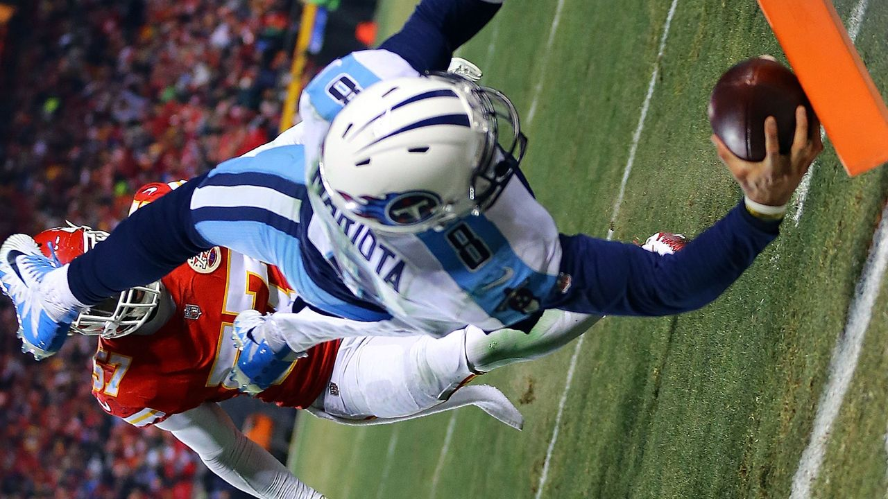 7. Januar 2018: Tennessee Titans at Kansas City Chiefs (Wild Card Round) - Bildquelle: 2018 Getty Images