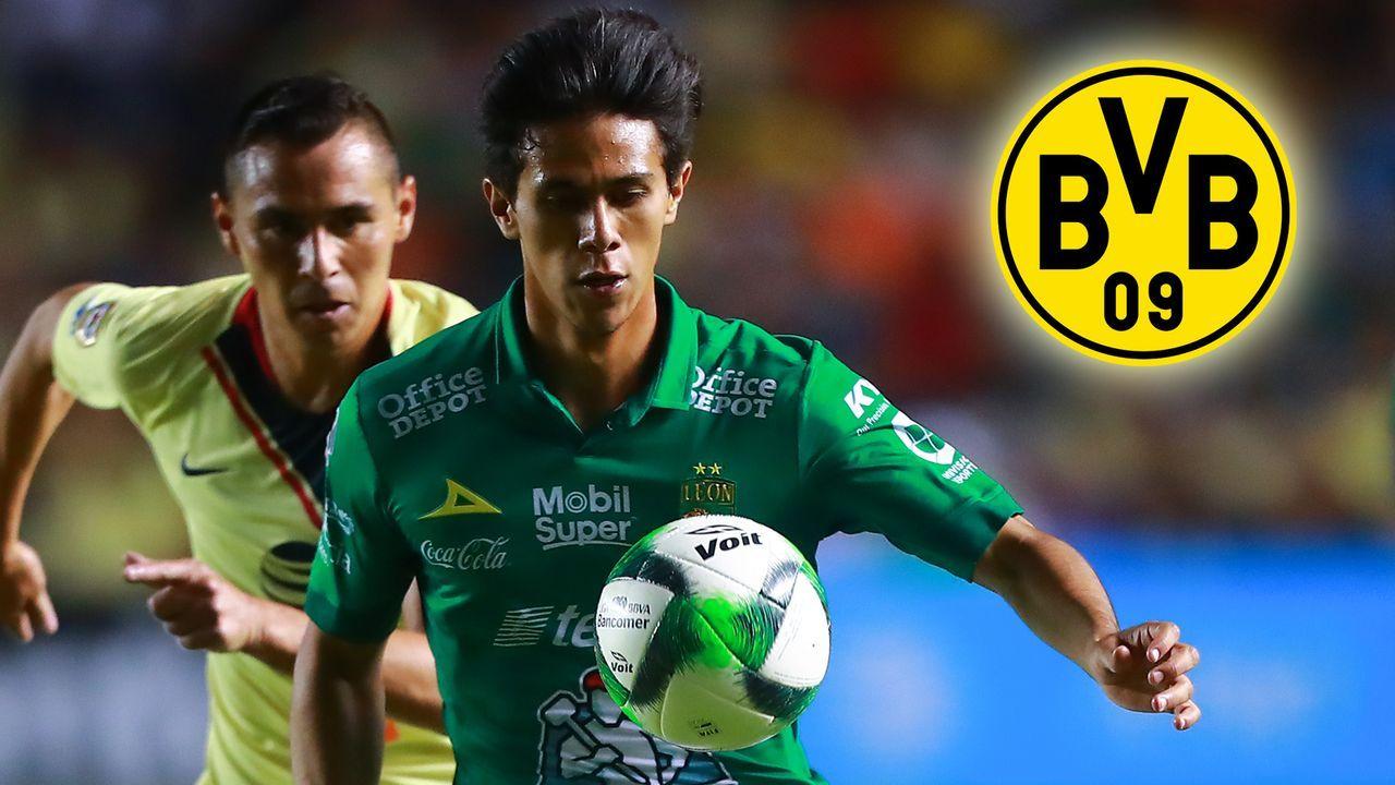 Jose Macias (Guadalaraja/Club Leon FC) - Bildquelle: Getty