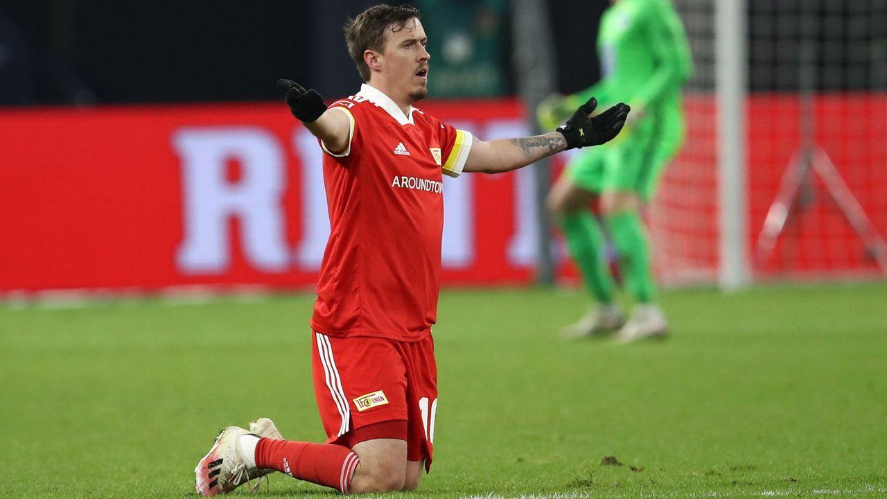 Max Kruse (Union Berlin / 14 A-Länderspiele) - Bildquelle: 2020 Getty Images