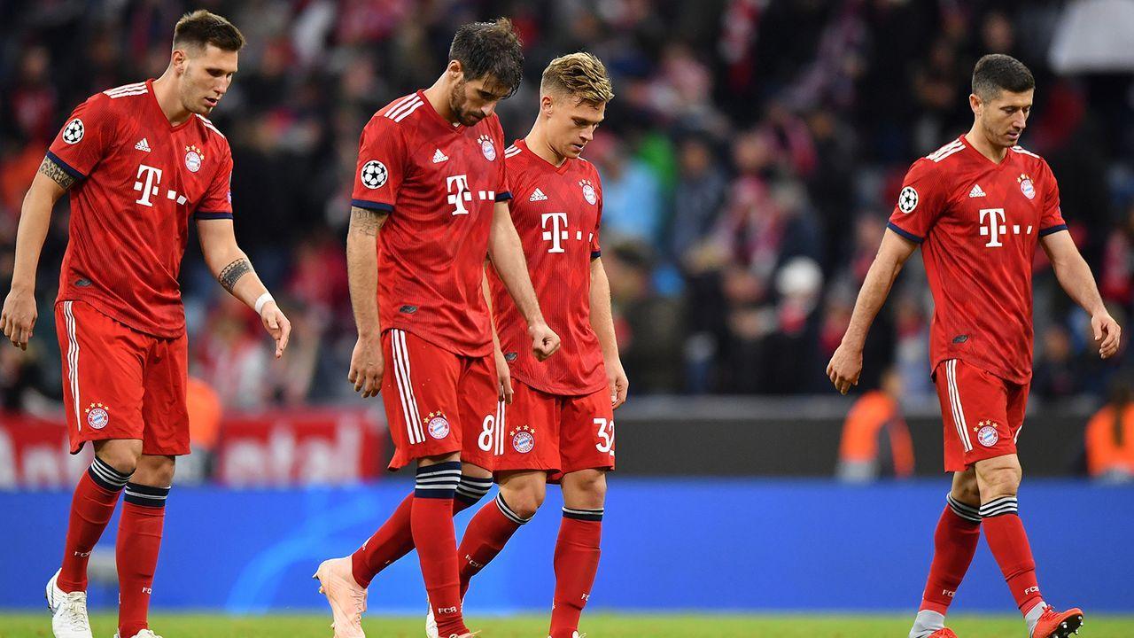 Champions League: Der FC Bayern gegen Ajax Amsterdam in der Einzelkritik