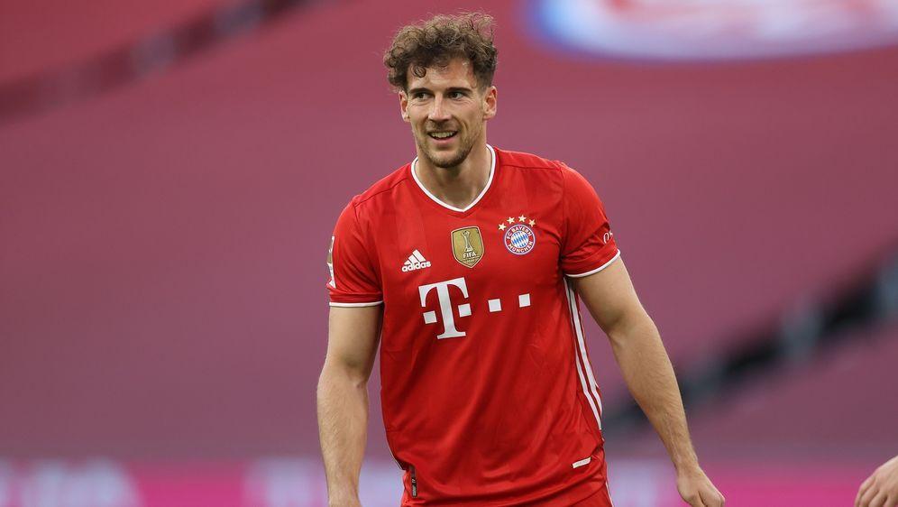 Leon Goretzka vom FC Bayern. - Bildquelle: getty
