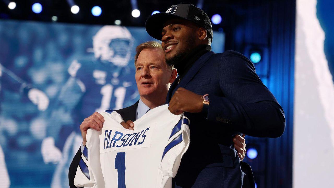 Platz 15 - Dallas Cowboys
