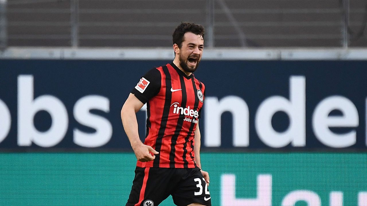 Amin Younes (Eintracht Frankfurt) - Bildquelle: Imago Images