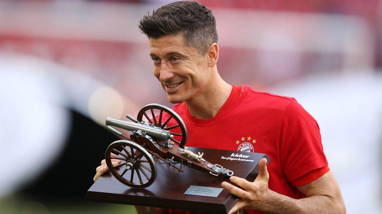 Bundesliga - Bildquelle: 2019 Getty Images