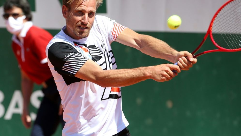 Metz: Peter Gojowczyk zieht ins Viertelfinale ein - Bildquelle: FIROFIROSID
