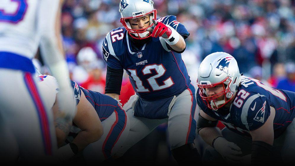 Tom Brady gewann mit den New England Patriots fünfmal den Super Bowl. - Bildquelle: imago/UPI Photo