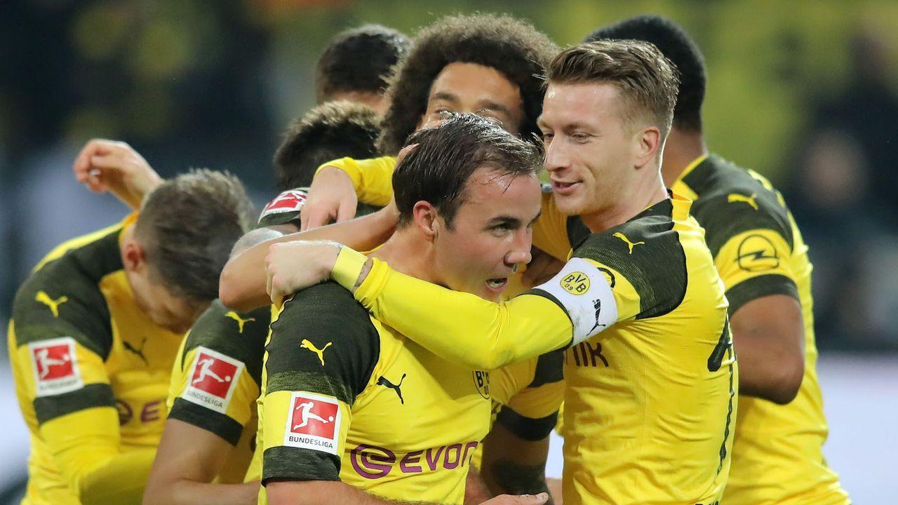 Platz 11: Borussia Dortmund - Bildquelle: 2019 Getty Images